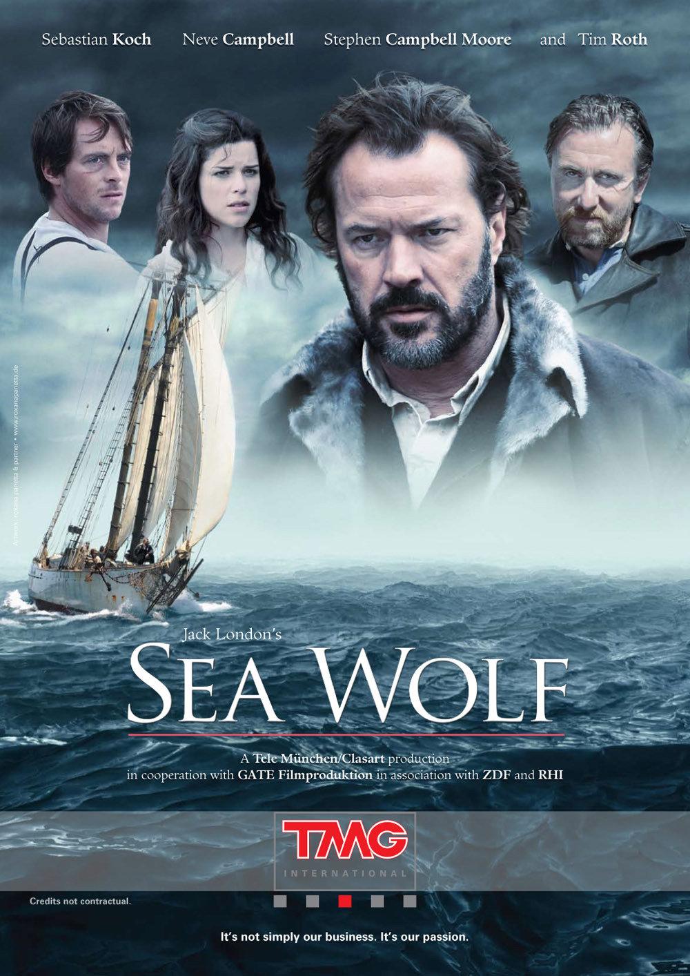 Sea Wolf kapak