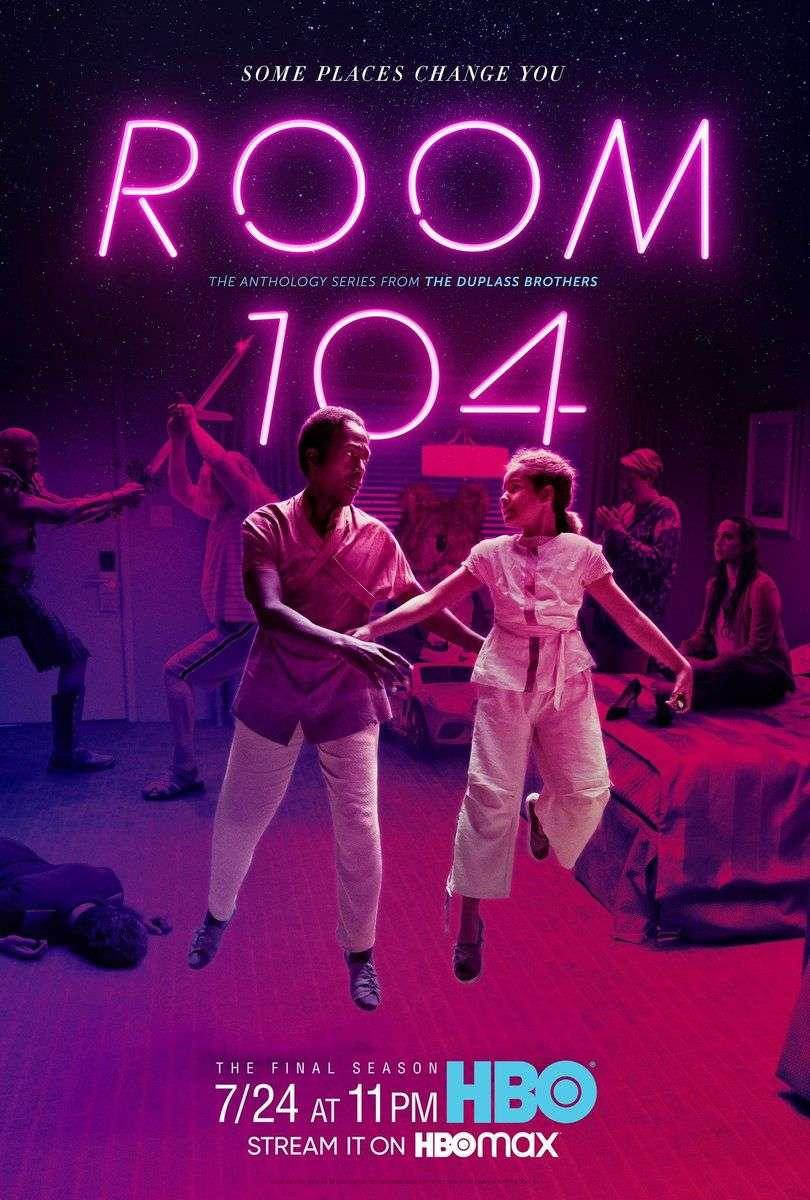 Room 104 kapak