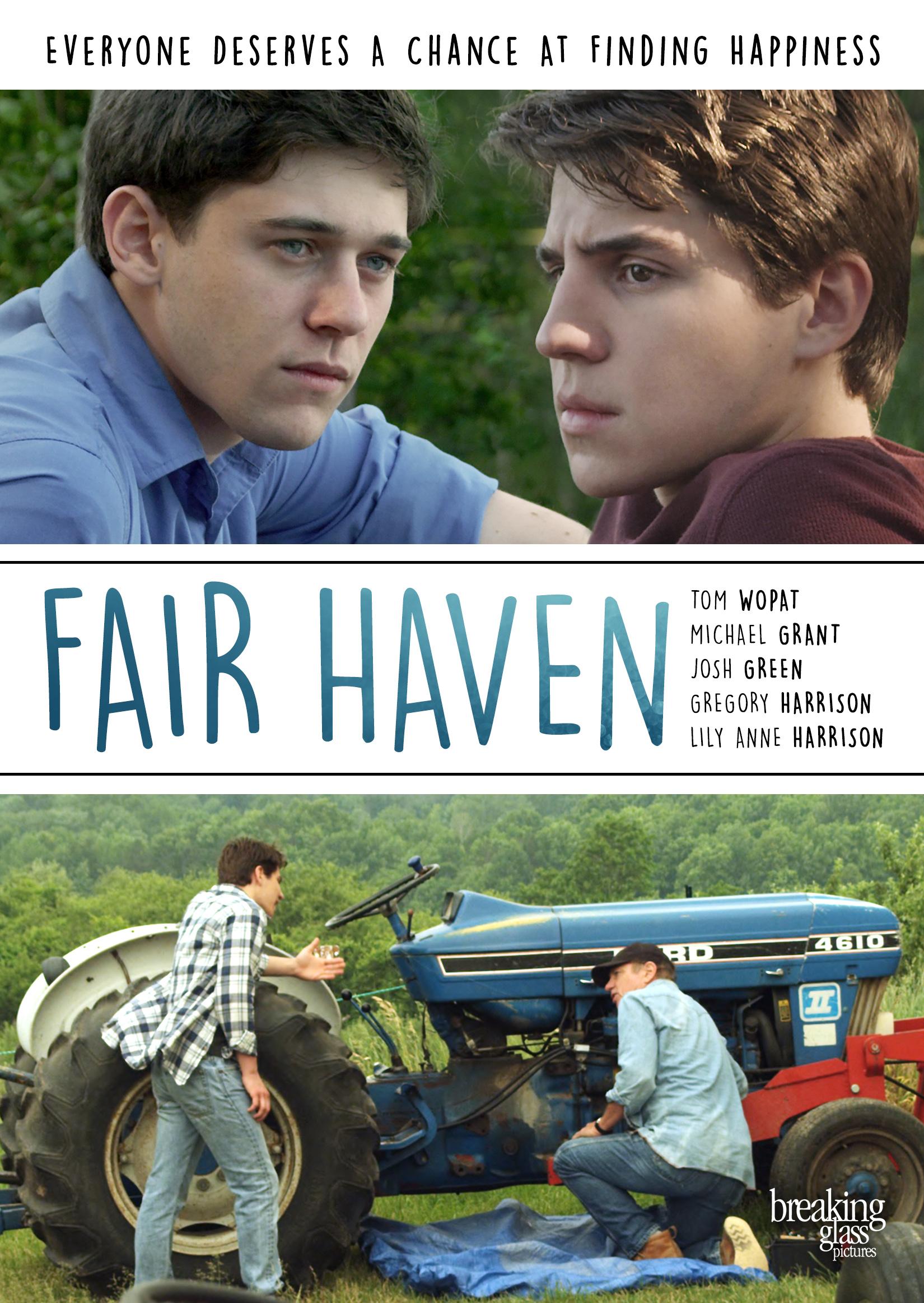 Fair Haven kapak