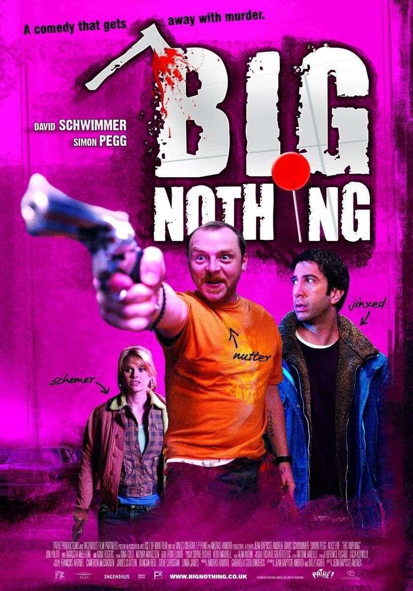 Big Nothing kapak