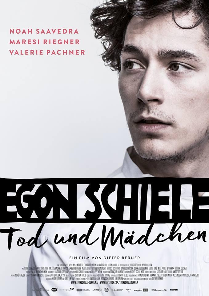 Egon Schiele: Death and the Maiden kapak