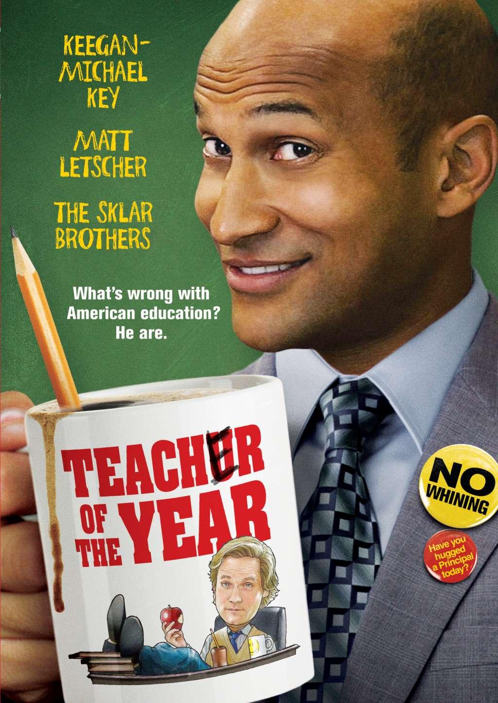 Teacher of the Year kapak