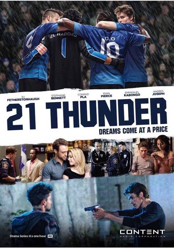 21 Thunder kapak