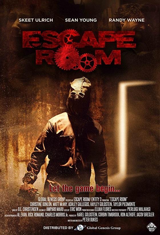 Escape Room kapak