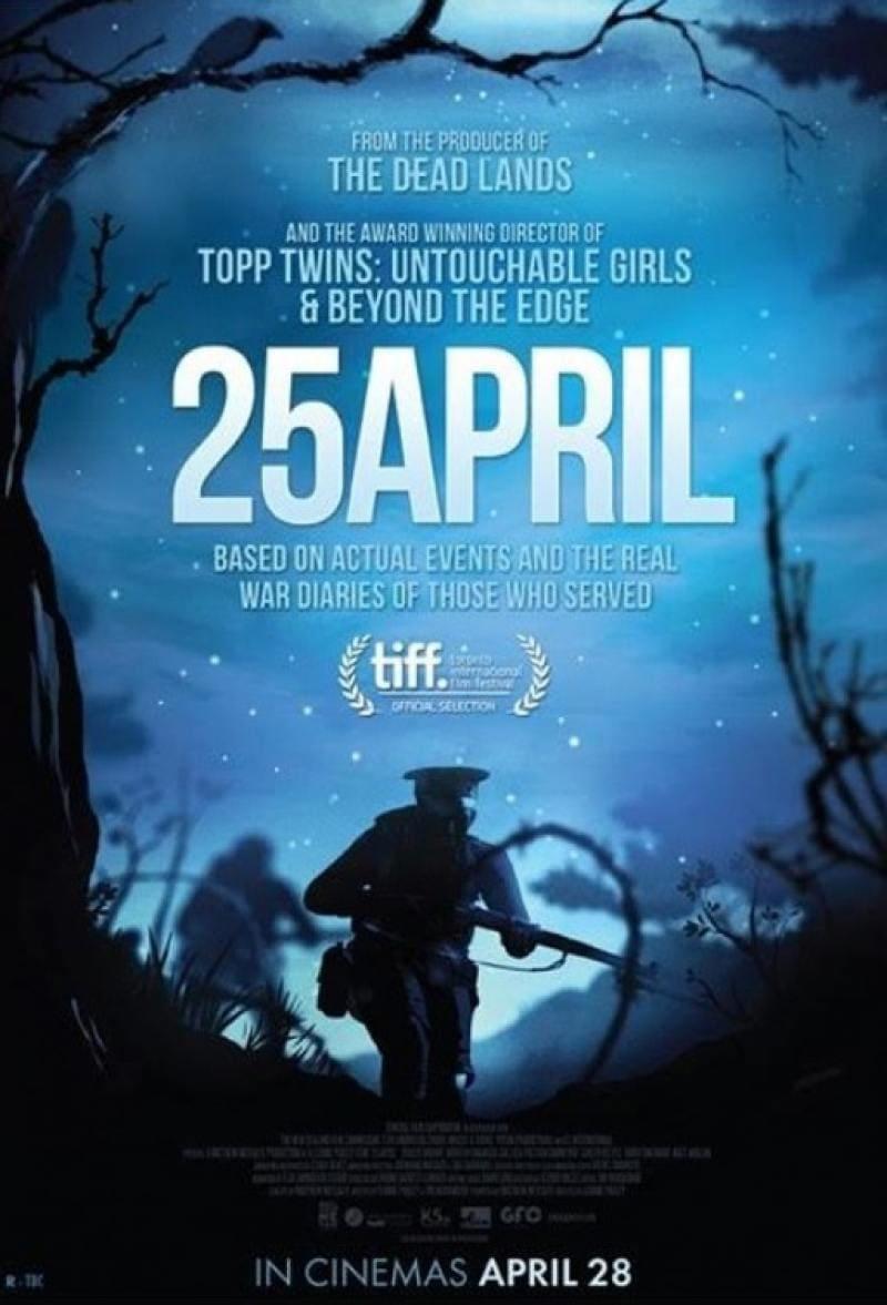 25 April kapak
