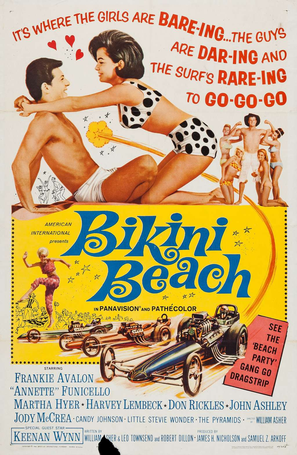 Bikini Beach kapak