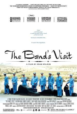 The Band's Visit kapak