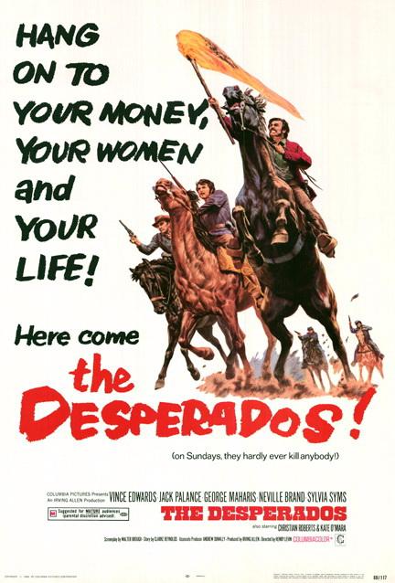 The Desperados kapak