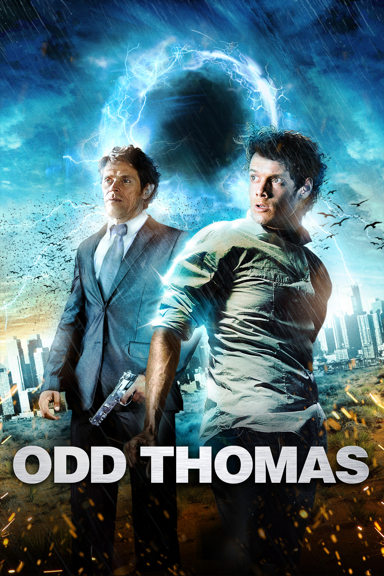 Odd Thomas kapak