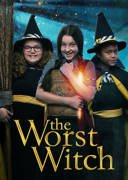 The Worst Witch kapak
