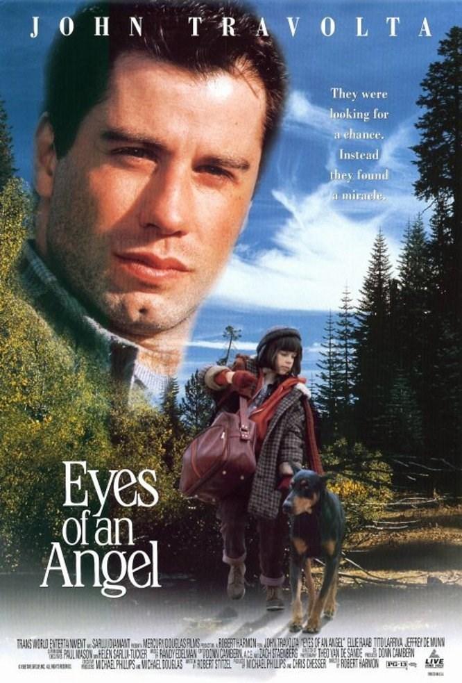 Eyes of an Angel kapak