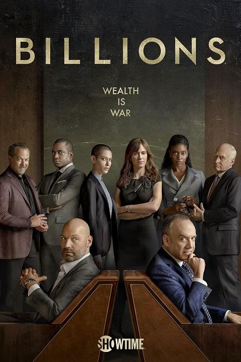Billions kapak