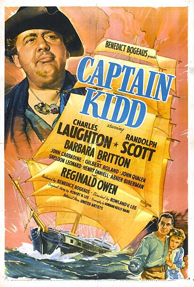 Captain Kidd kapak