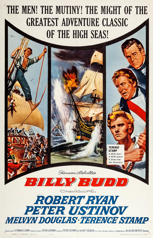 Billy Budd kapak