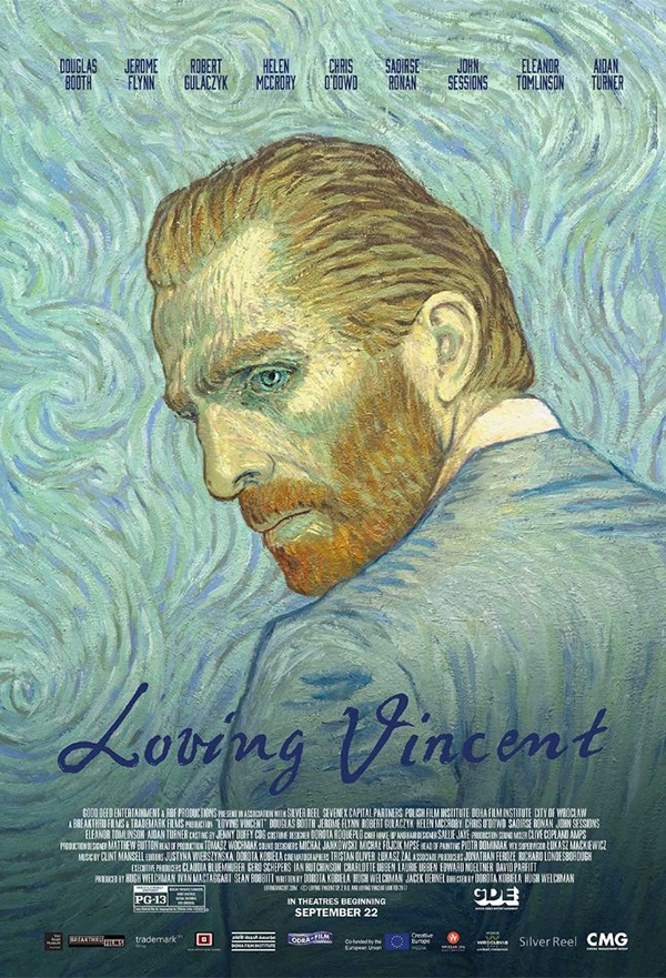 Loving Vincent kapak