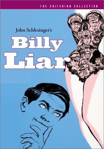 Billy Liar kapak
