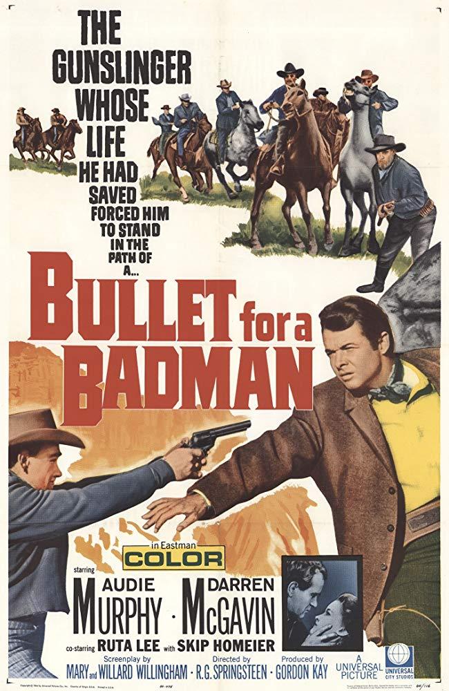 Bullet for a Badman kapak