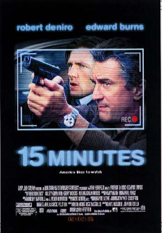 15 Minutes kapak