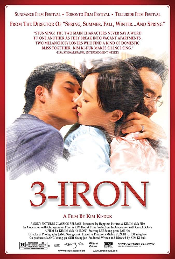 3-Iron kapak