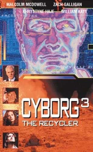 Cyborg 3: The Recycler kapak