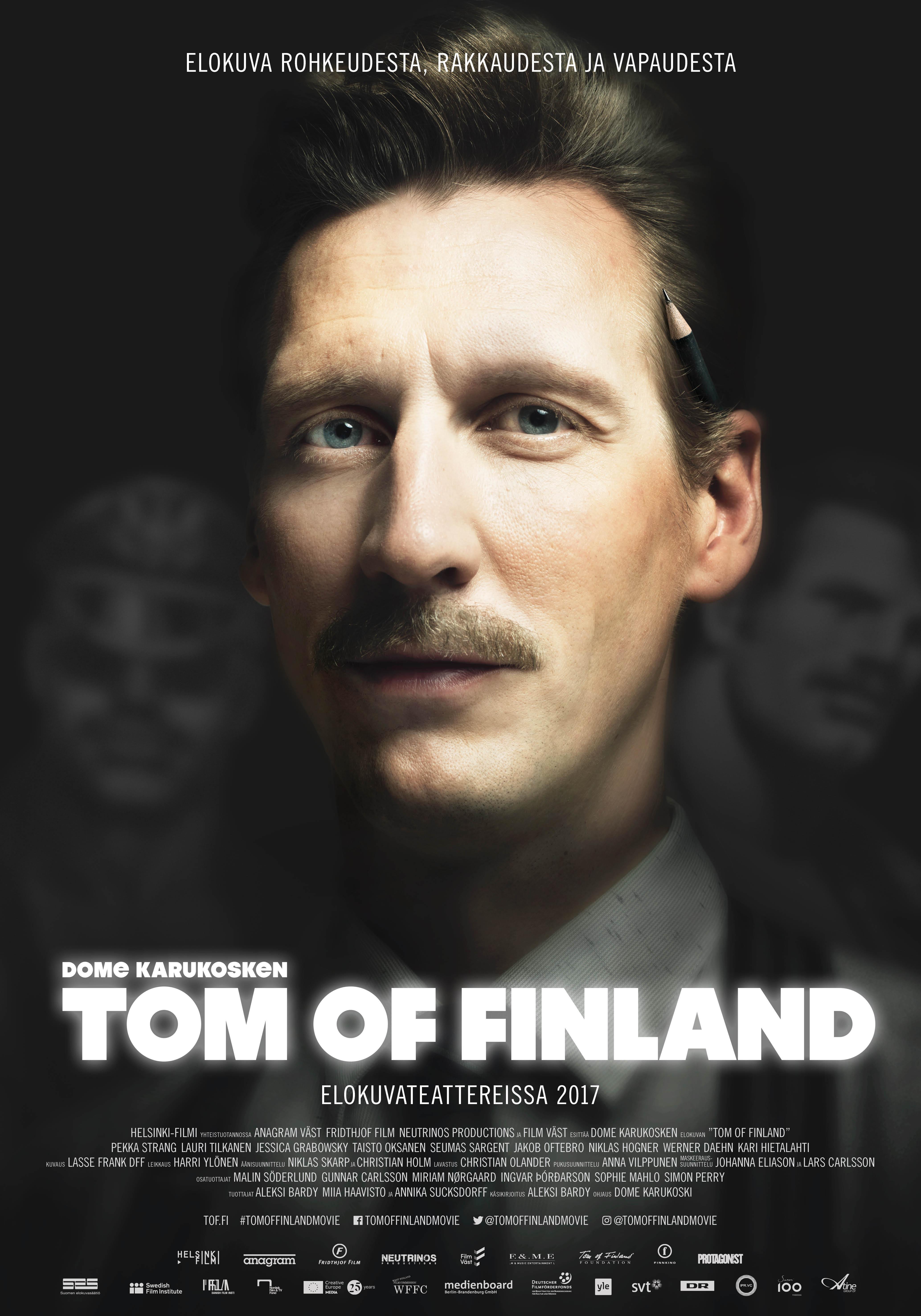 Tom of Finland kapak