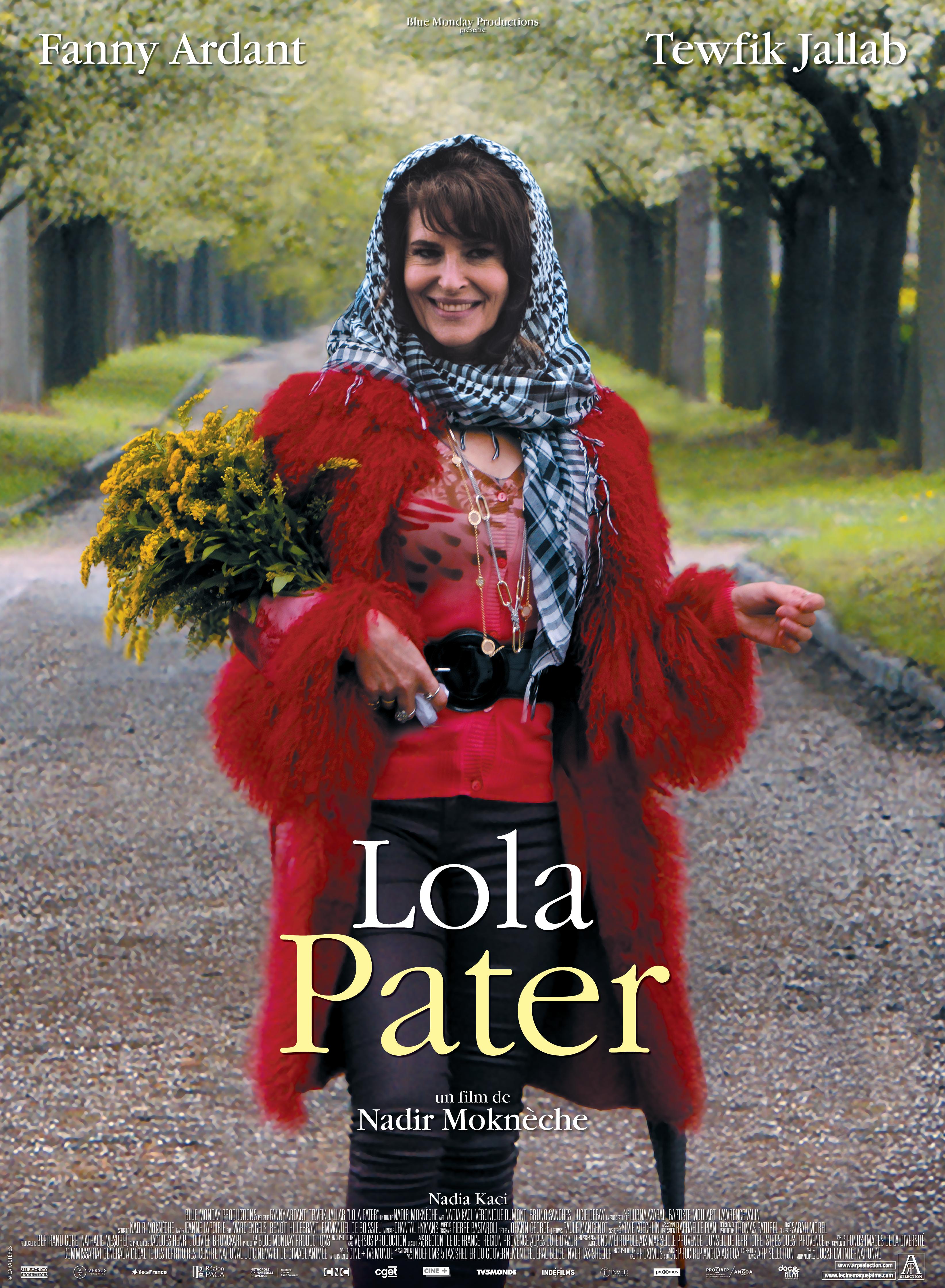 Lola Pater kapak