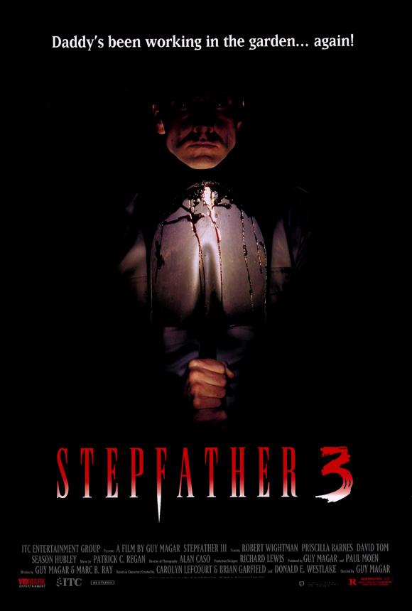 Stepfather III kapak