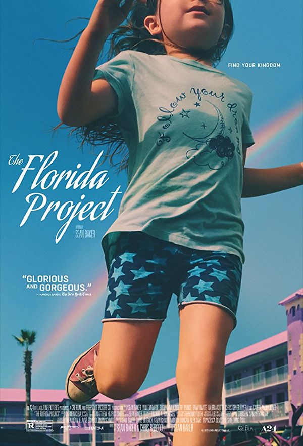 The Florida Project kapak