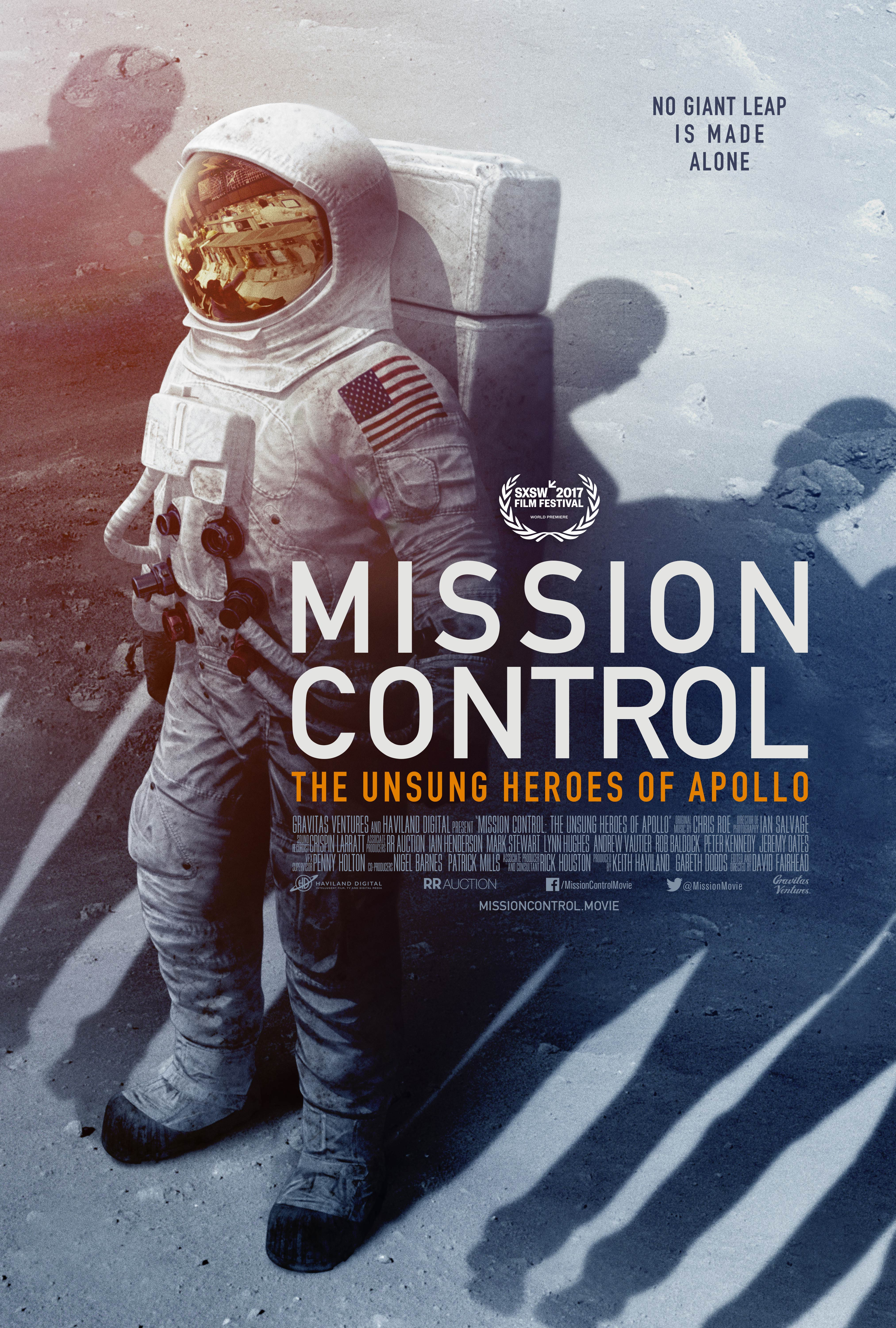 Mission Control: The Unsung Heroes of Apollo kapak