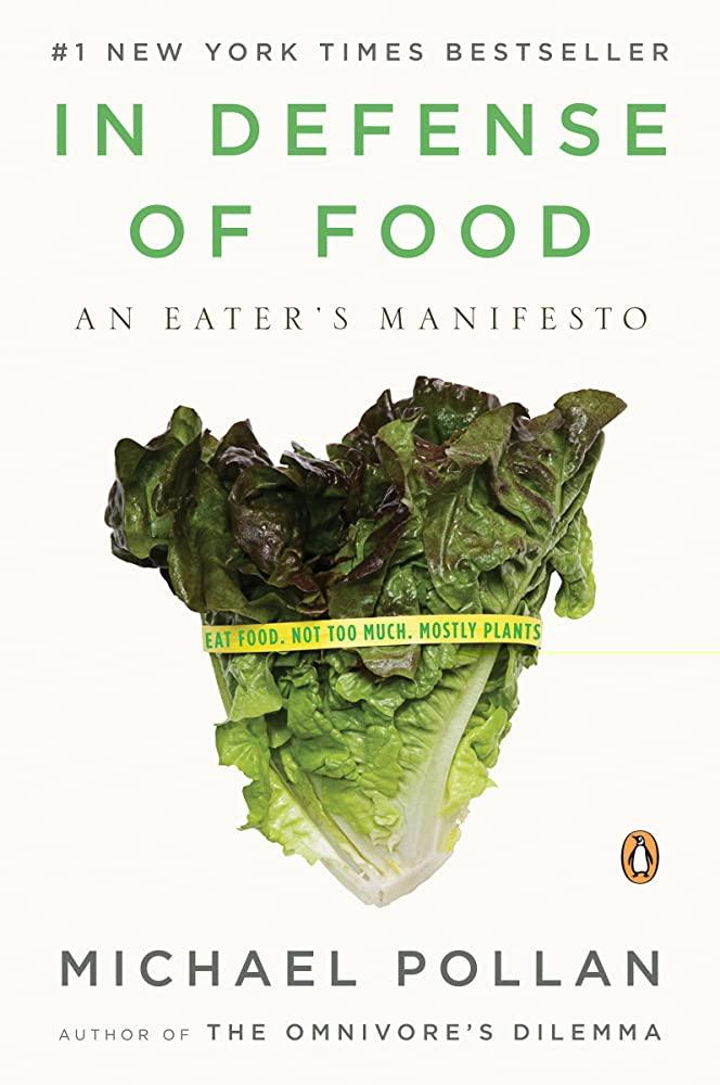 In Defense of Food kapak