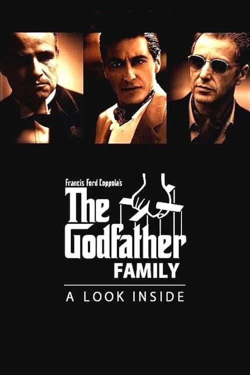 The Godfather Family: A Look Inside kapak