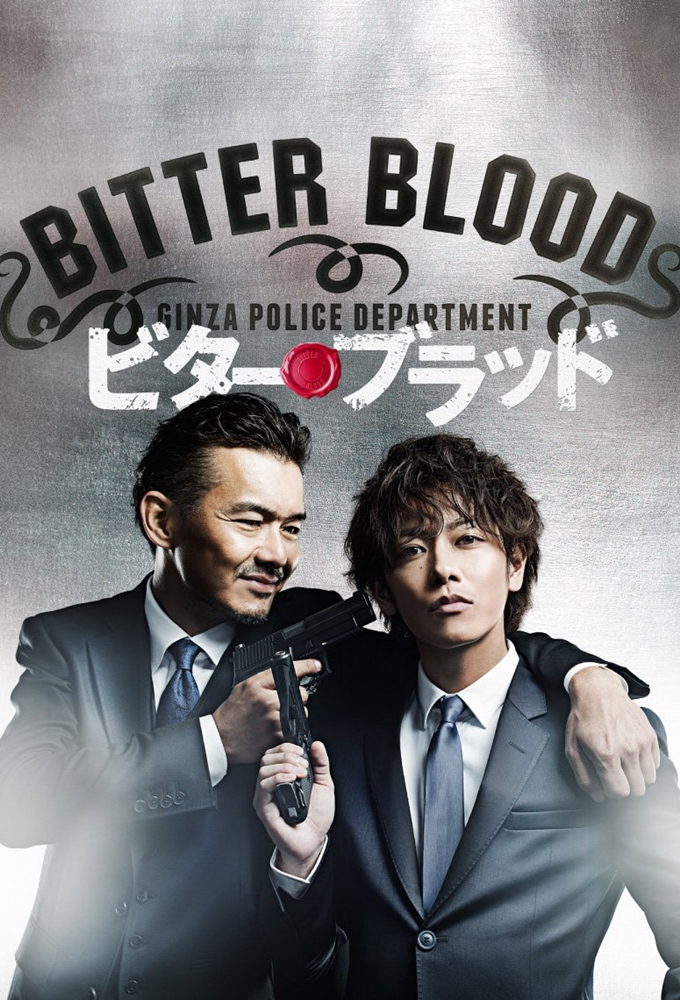 Bitter Blood kapak