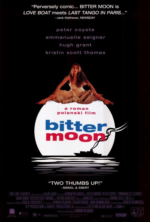 Bitter Moon kapak