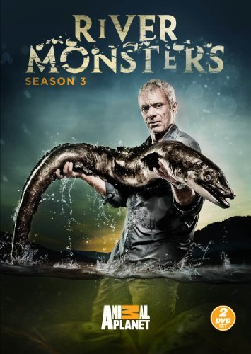 River Monsters kapak