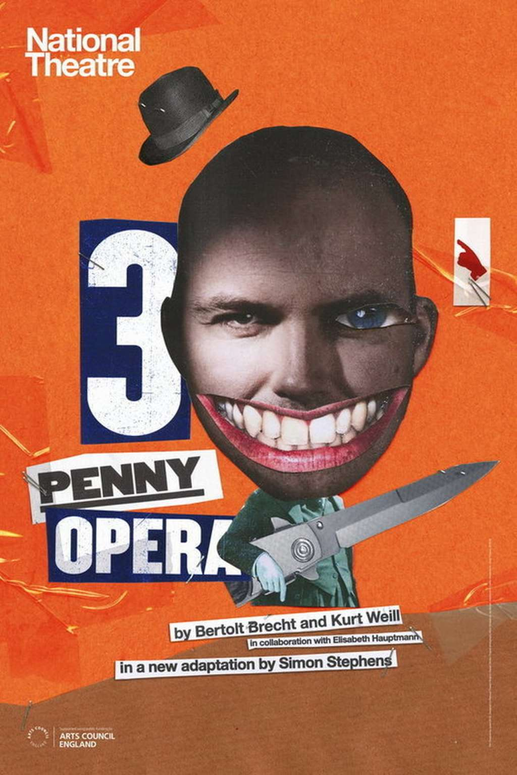 National Theatre Live: The Threepenny Opera kapak