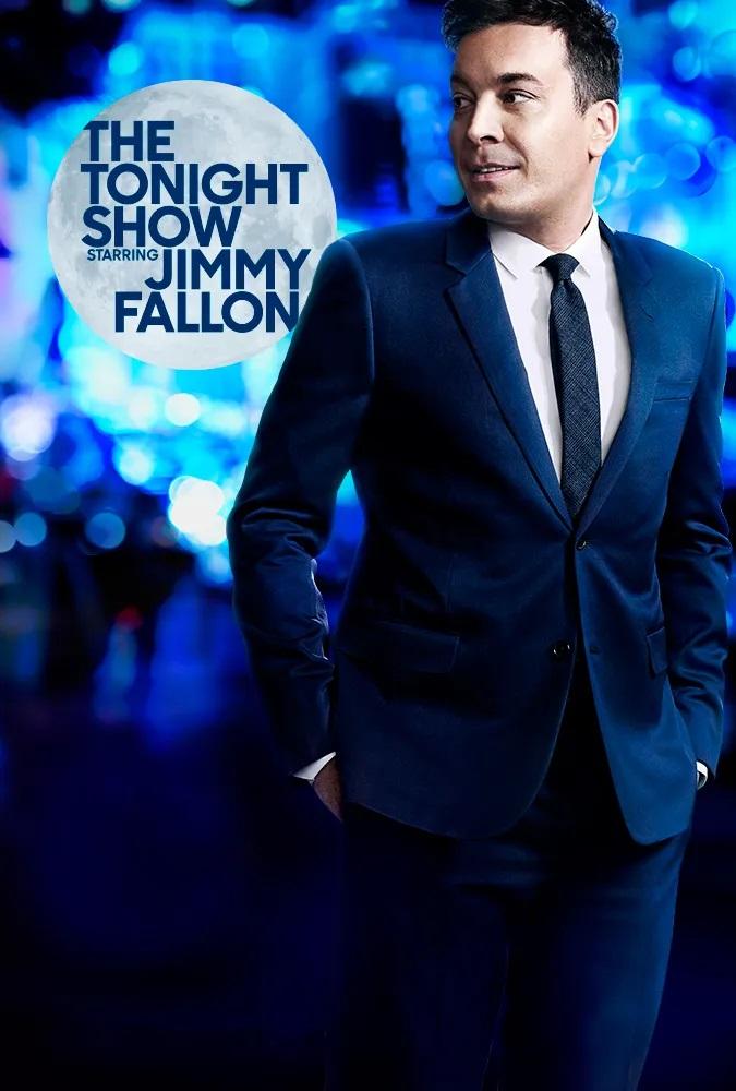 The Tonight Show Starring Jimmy Fallon kapak
