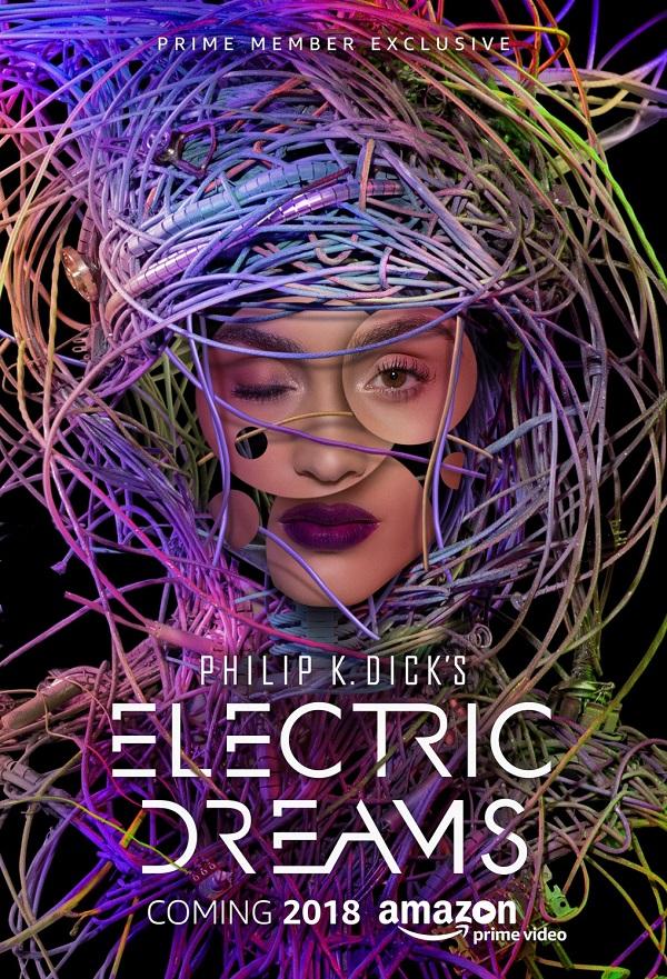 Philip K. Dick's Electric Dreams kapak