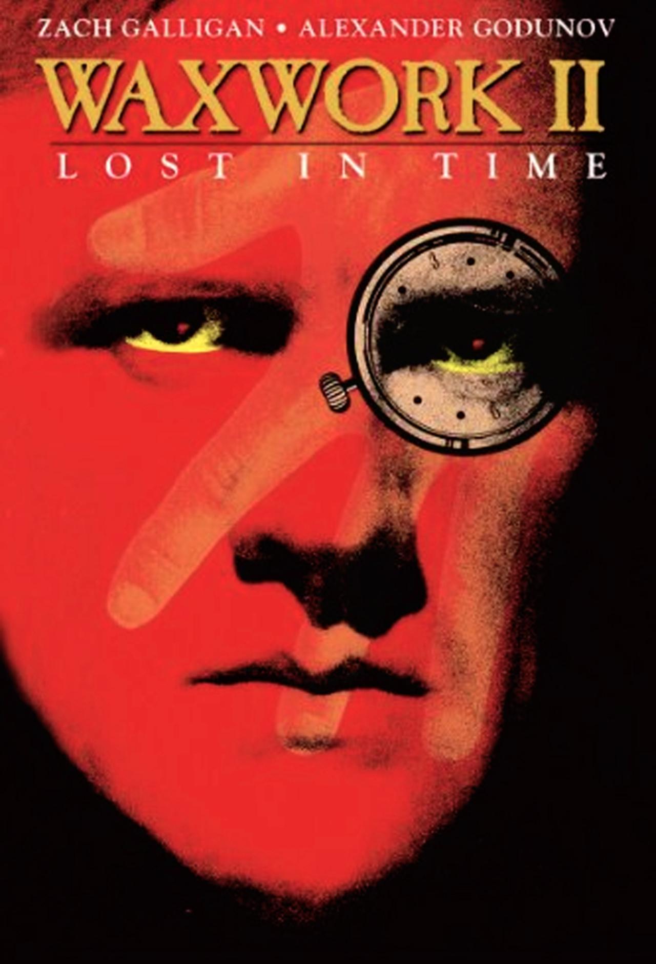 Waxwork II: Lost in Time kapak