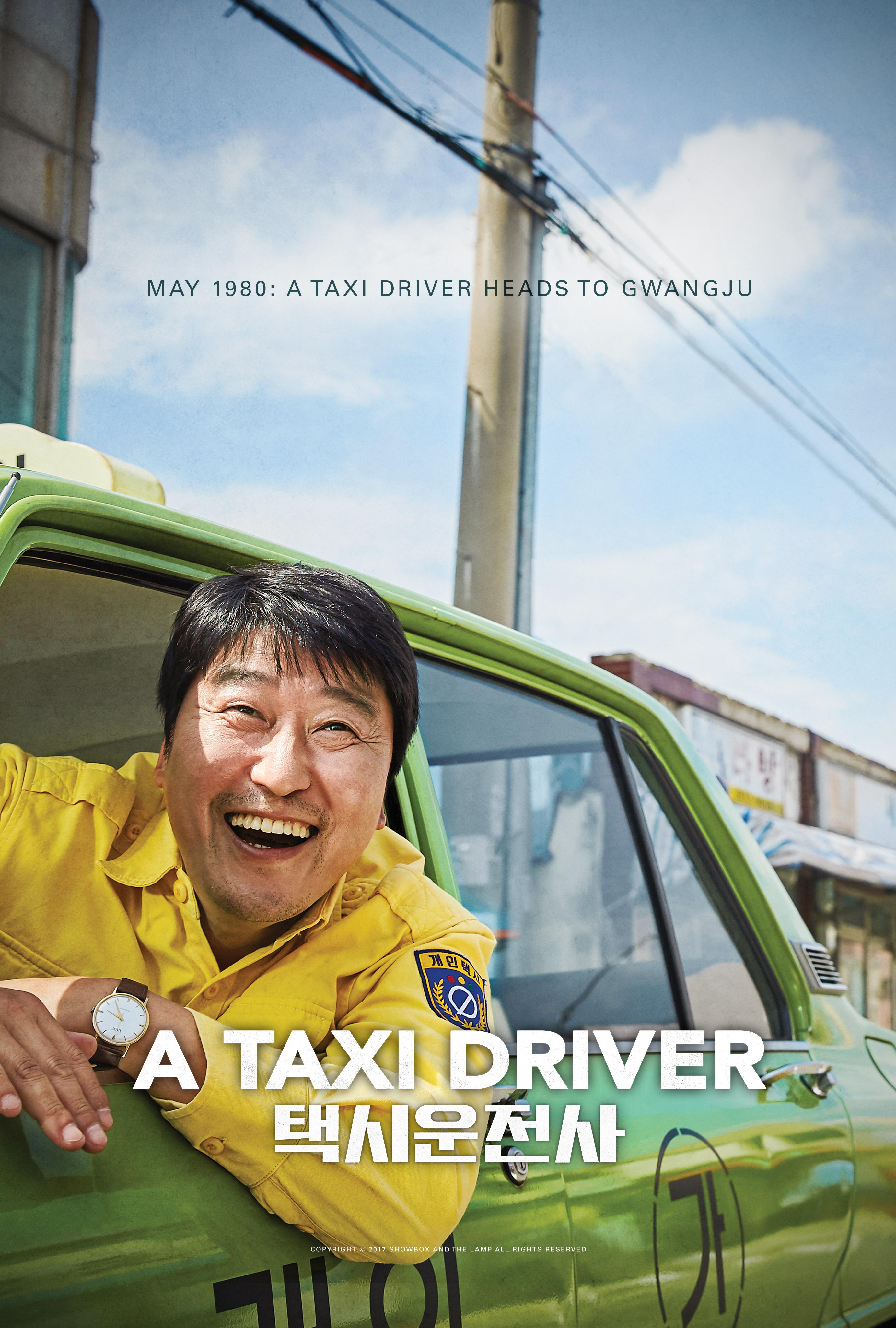 A Taxi Driver kapak
