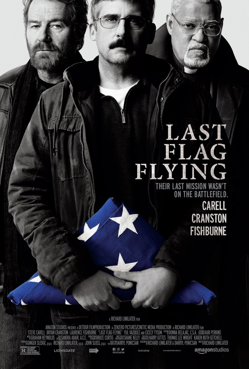 Last Flag Flying kapak