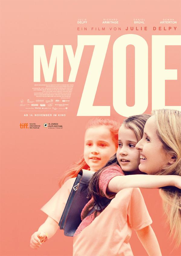 My Zoe kapak