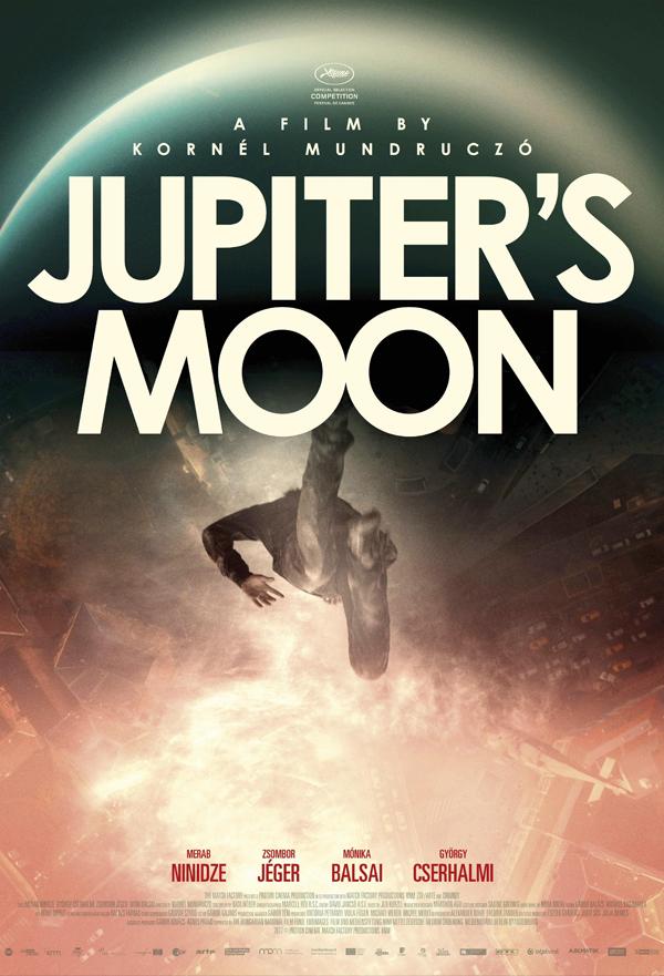 Jupiter's Moon kapak