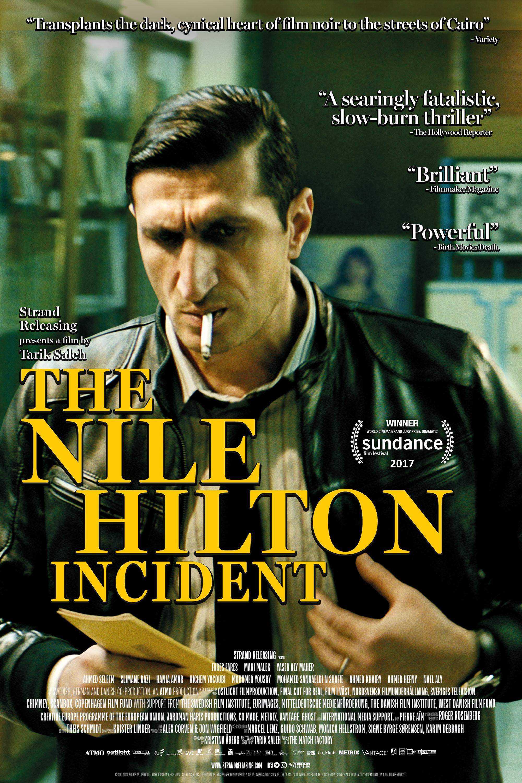 The Nile Hilton Incident kapak