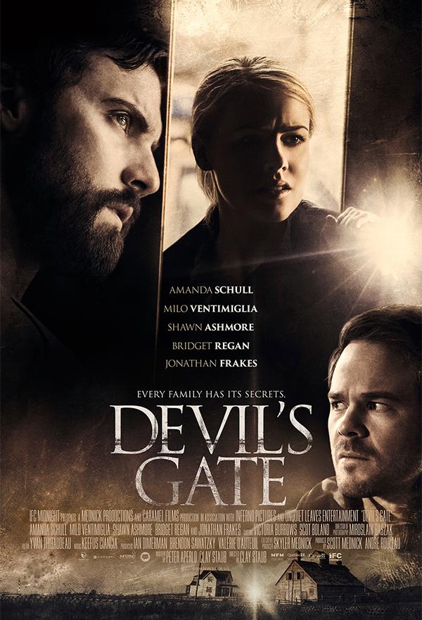 Devil's Gate kapak
