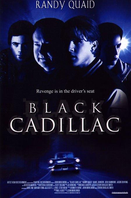 Black Cadillac kapak