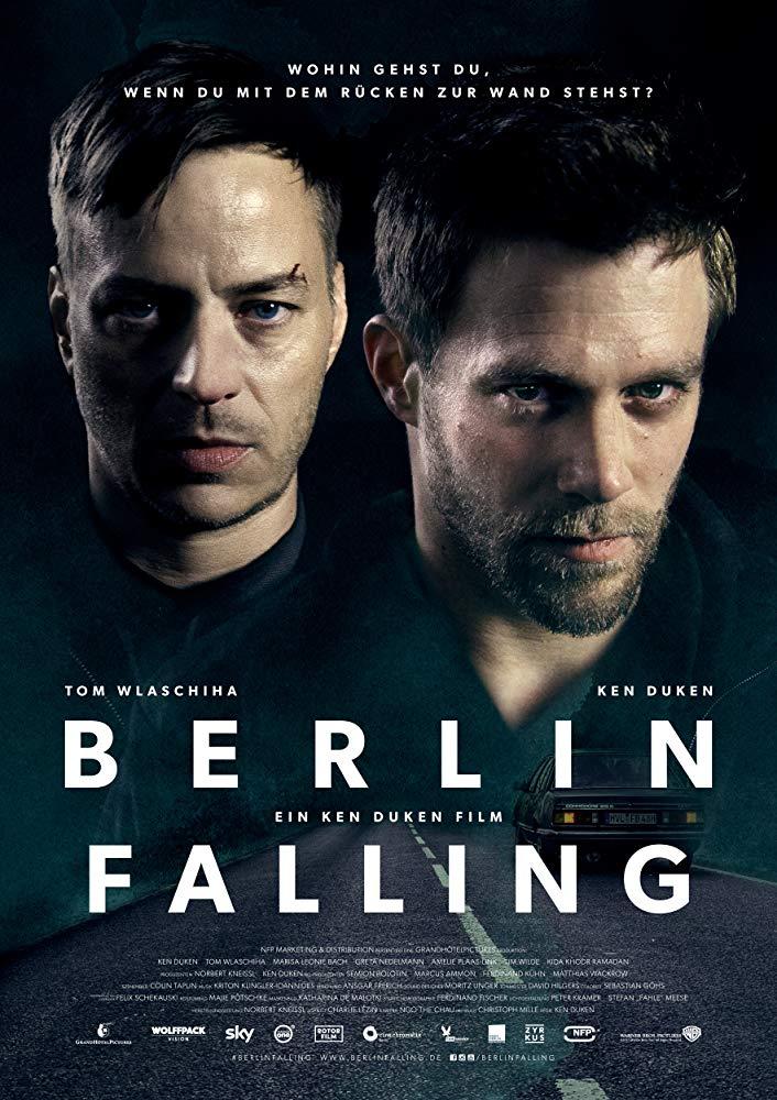 Berlin Falling kapak