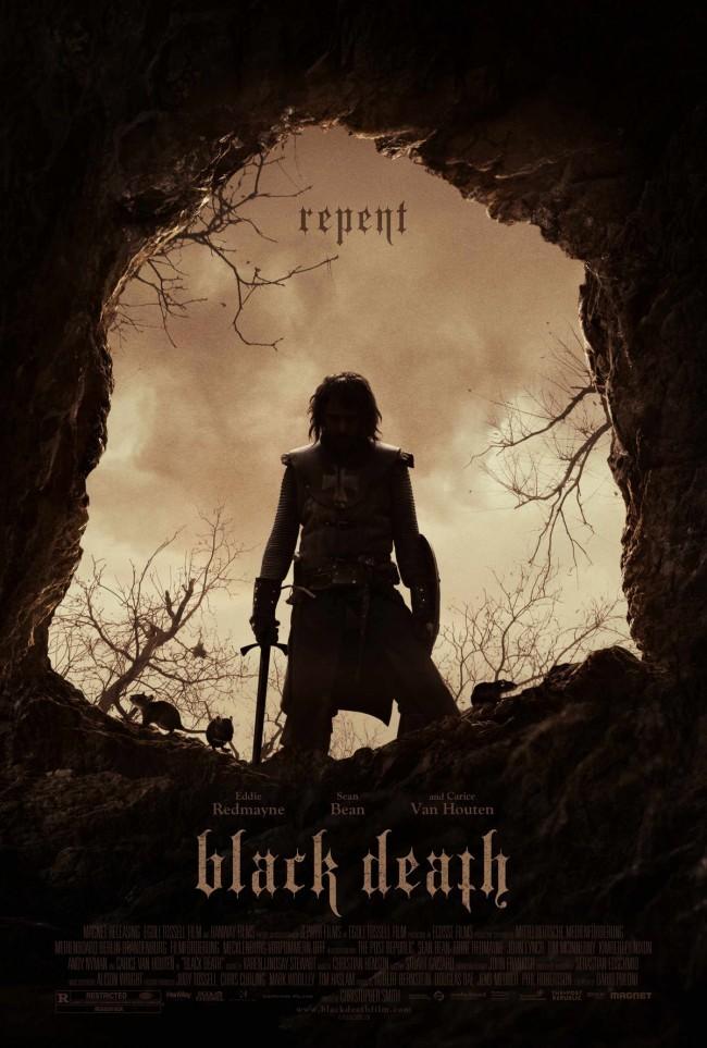 Black Death kapak