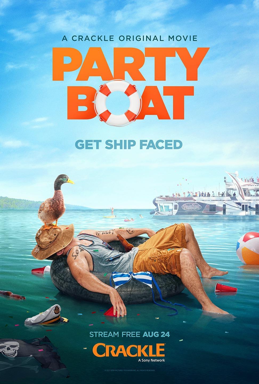 Party Boat kapak