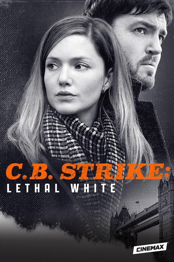 C.B. Strike kapak