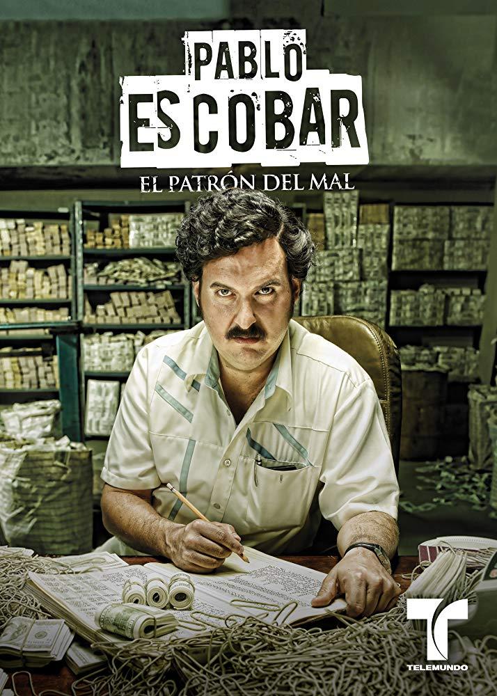 Pablo Escobar: El Patrón del Mal kapak